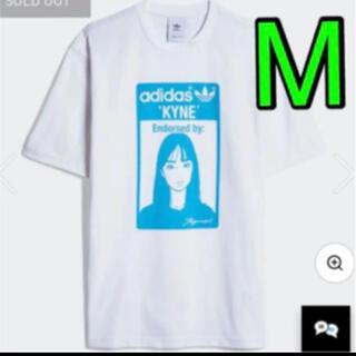 adidas - adidas kyne tシャツ  M スタンスミス Stan Smith
