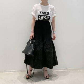 アパルトモンドゥーズィエムクラス(L'Appartement DEUXIEME CLASSE)のKALLMEYER カルメイヤー プリーツスカート(ロングスカート)