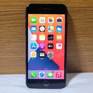 iPhone - iPhone SE 第2世代 (SE2) ブラック 128 GB SIMフリー