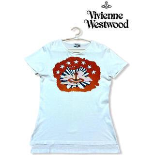 Vivienne Westwood - VivienneWestwoodヴィヴィアンウエストウッドマン Tシャツ オーブ