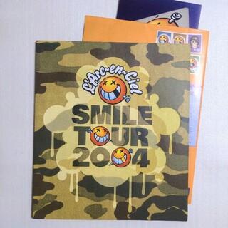 ラルクアンシエル(L'Arc~en~Ciel)のL'Arc~en~Ciel SMILE TOUR2004 パンフレット(ミュージシャン)
