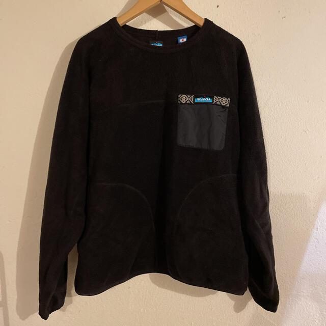 KAVU(カブー)のKAVU カブー  トフィーノ  メンズ  フリース メンズのジャケット/アウター(マウンテンパーカー)の商品写真
