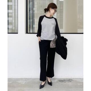 L'Appartement DEUXIEME CLASSE - L'Appartement CHINATOWN MARKET ラグランTシャツ