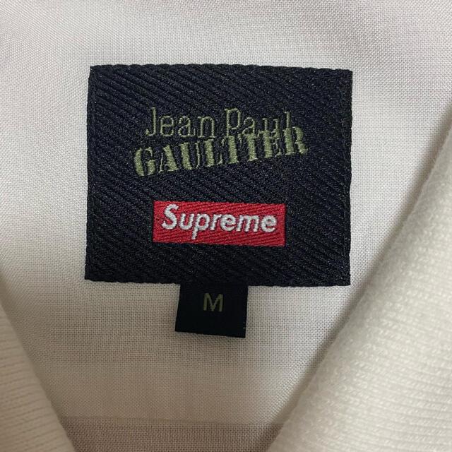 Supreme(シュプリーム)のSupreme Jean Paul Gaultier Rayon Shirt M メンズのトップス(シャツ)の商品写真
