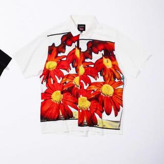 Supreme - Supreme Jean Paul Gaultier Rayon Shirt M