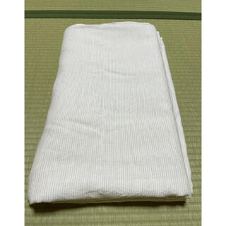 MUJI (無印良品) - 掛け布団カバー ダブル
