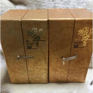 サントリー - 金閣 響30年 新品未開封&開封済試飲用 豪華2点セット  金箔箱+取説完備品