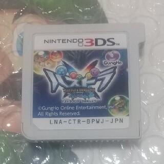ニンテンドー3DS(ニンテンドー3DS)のNINTENDO 3DS パズドラ(携帯用ゲームソフト)