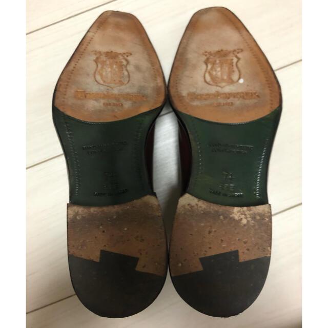 REGAL(リーガル)の【極美品】ユニオンインペリアル ドレスシューズ 25.5  メンズの靴/シューズ(ドレス/ビジネス)の商品写真