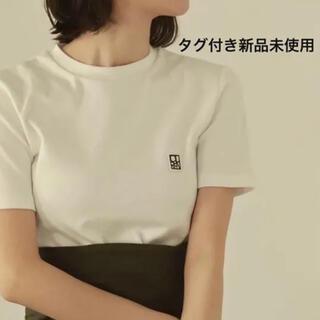 TODAYFUL - 【タグ付き新品未使用】louren ロゴ白Tシャツ