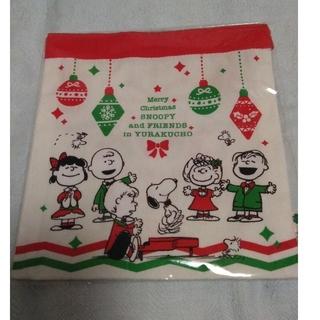 SNOOPY - スヌーピー ショップ限定 クリスマス 巾着 入手困難