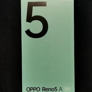 OPPO - OPPO Reno5 A CPH2199 Dual SIMフリー アイスブルー