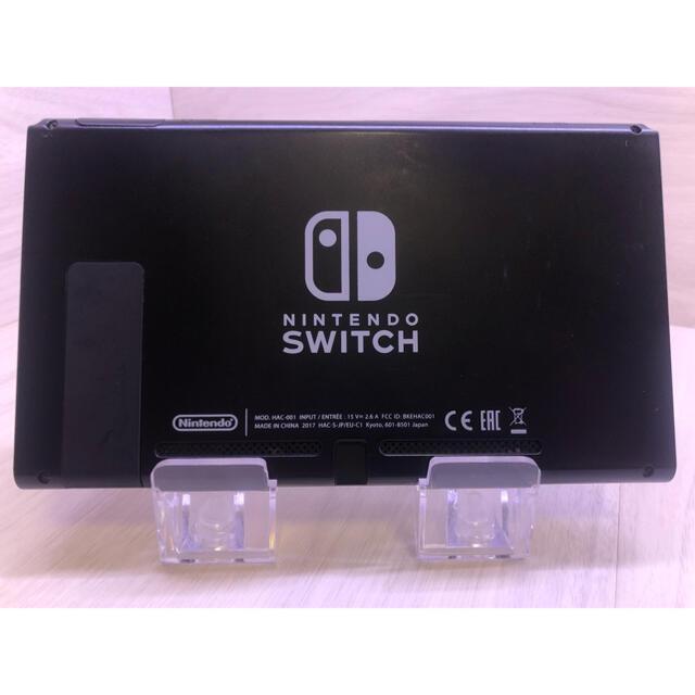 Nintendo Switch(ニンテンドースイッチ)のおまけ多数!すぐに遊べるNintendo Switch本体一式 エンタメ/ホビーのゲームソフト/ゲーム機本体(家庭用ゲーム機本体)の商品写真