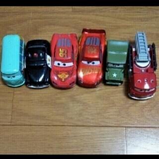 トミー(TOMMY)のカーズ  ミニカー トミカ ディズニー 車 まとめ売り(ミニカー)