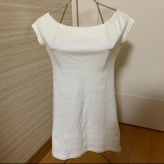 ピーチジョン(PEACH JOHN)のピーチジョン pj 白Tシャツ(Tシャツ(半袖/袖なし))