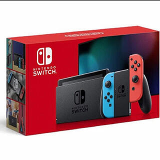 ニンテンドースイッチ(Nintendo Switch)のSwitch 任天堂 スイッチ 本体  ニンテンドウ 新品未開封(家庭用ゲーム機本体)