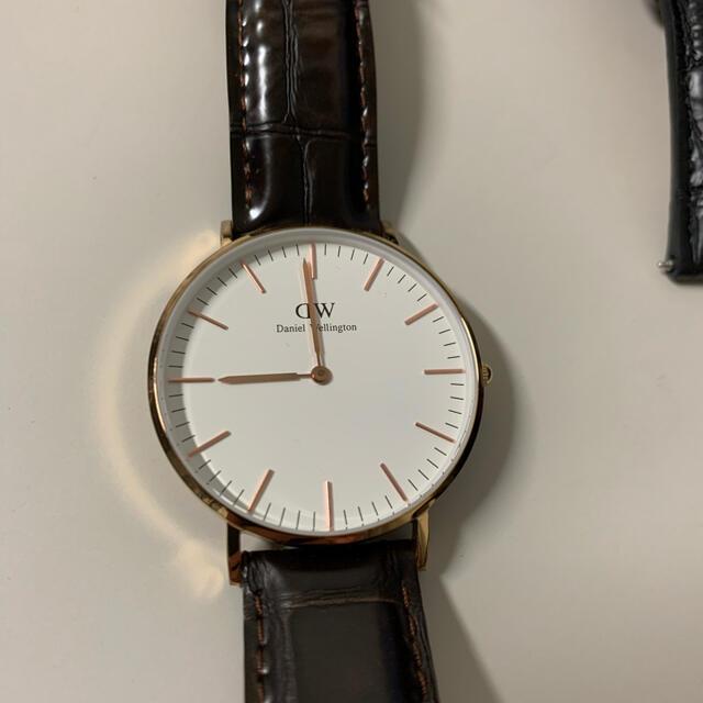 Daniel Wellington(ダニエルウェリントン)の Daniel Wellington 腕時計(34mm) メンズの時計(腕時計(アナログ))の商品写真
