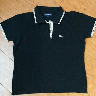 BURBERRY - BURBERRY LONDON 半袖 ポロシャツ