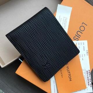 ルイヴィトン(LOUIS VUITTON)のLV財布(折り財布)