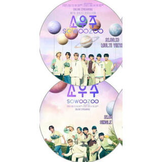防弾少年団(BTS) - BTS DVD LIVE Muster Sowoozoo シングルのみ