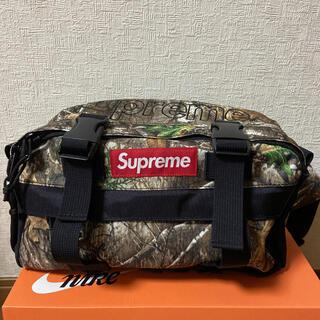 シュプリーム(Supreme)のSupreme 19FW ウエストバッグ waist bag(ウエストポーチ)