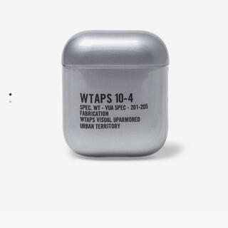 ダブルタップス(W)taps)のWTAPS 10-4 / AIR PODS CASE / TPU(モバイルケース/カバー)