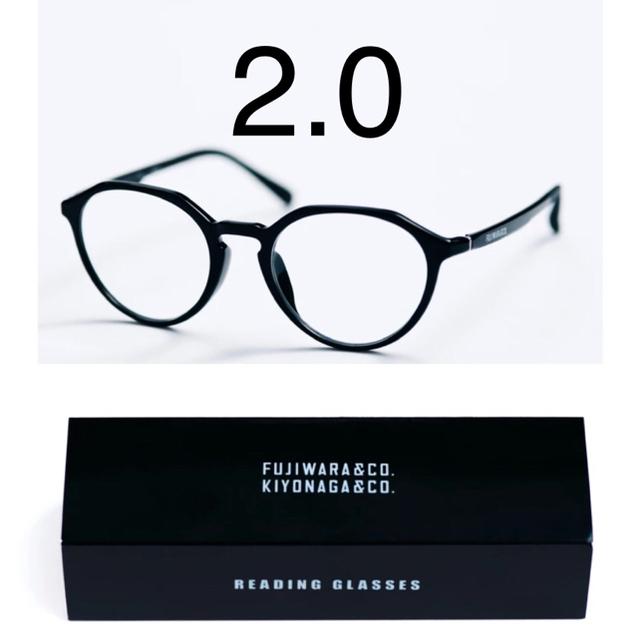 FRAGMENT(フラグメント)のFUJIWARA&CO KANEKO OPTICAL READING GLASS メンズのファッション小物(サングラス/メガネ)の商品写真