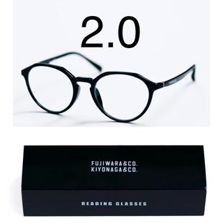 フラグメント(FRAGMENT)のFUJIWARA&CO KANEKO OPTICAL READING GLASS(サングラス/メガネ)
