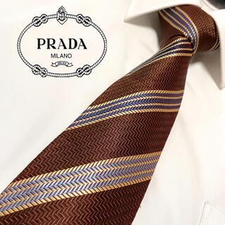 PRADA - 【高級ブランド】PRADA プラダ ネクタイ
