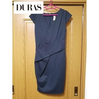 デュラスアンビエント(DURAS ambient)の【新品】DURAS ambient デュラス ワンピース ドレス(ひざ丈ワンピース)