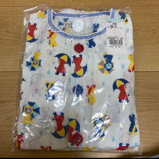 コンビミニ(Combi mini)のコンビミニ 半袖パジャマ 100(パジャマ)