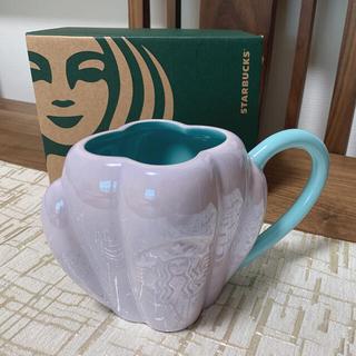 Starbucks Coffee - スターバックスサマー貝殻マグ