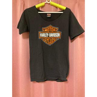 ハーレーダビッドソン(Harley Davidson)のハーレーダビッドソン Tシャツ レディース(Tシャツ(半袖/袖なし))
