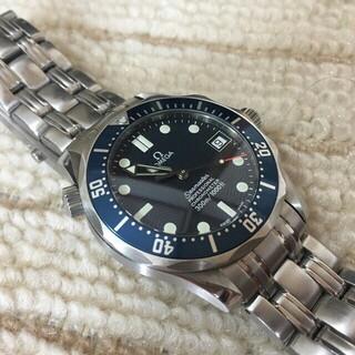 オメガ(OMEGA)のオメガ シーマスター300 自動巻(腕時計(アナログ))