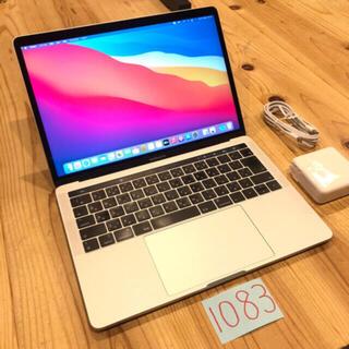 マック(Mac (Apple))の美品!メモリ16GB MacBook pro 13インチ 2018(ノートPC)