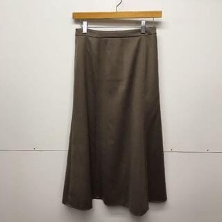 アンタイトル(UNTITLED)の● UNTITLED アンタイトル  ロングスカート サイズ1(ロングスカート)