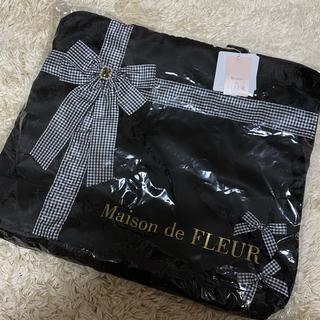 メゾンドフルール(Maison de FLEUR)のMaison de FLEUR♡青木美沙子 コラボ♡プレゼントリボンボストン(トートバッグ)