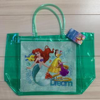 ディズニー(Disney)のプリンセス プールバッグ ビニールバッグ ディズニー 子供 キッズ 女の子 水泳(その他)