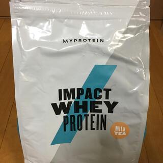マイプロテイン(MYPROTEIN)のインパクトホエイプロテイン  ミルクティー味 2.5kg マイプロテイン(プロテイン)
