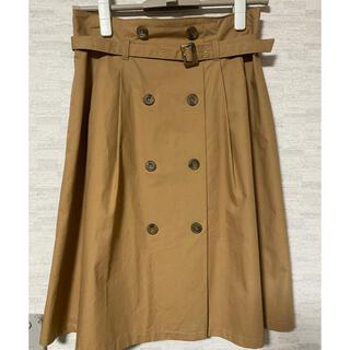 エヌナチュラルビューティーベーシック(N.Natural beauty basic)のスカート(ひざ丈スカート)