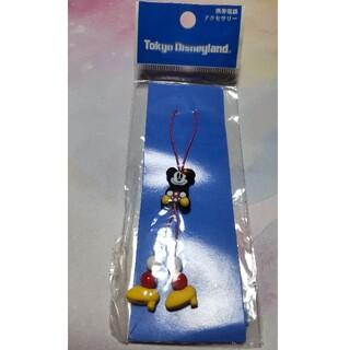 Disney - ディズニーランド 購入 ミニーマウス ストラップ