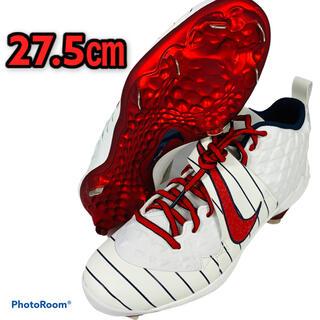 ナイキ(NIKE)の【新品】Nike マイク・トラウトモデル 6 〈27.5cm〉激レアカラー(シューズ)