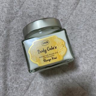 サボン(SABON)のサボン  ボディジュレ 限定 マンゴーキウイの香り(ボディローション/ミルク)