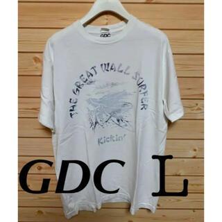 GDC - GDC Tシャツ L ジーディーシー 白