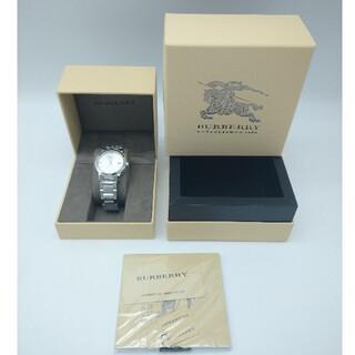BURBERRY - 【日本未発売】Burberry シルバー 腕時計 BU9037 メンズ