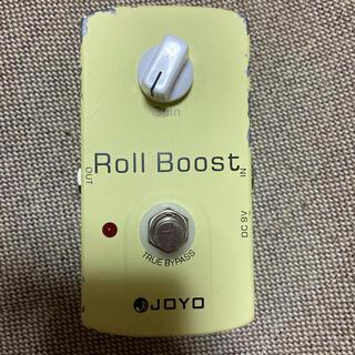 ボス(BOSS)のブースター  JOYO Roll Boost JF-3B(エフェクター)