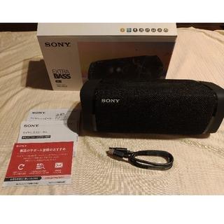 SONY - ソニー SONY ポータブルスピーカー SRS-XB33