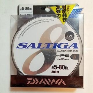 ダイワ(DAIWA)のダイワ UVF ソルティガ PE 8ブレイド+Si(釣り糸/ライン)
