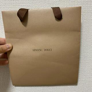 アルマーニ(Armani)のアルマーニ 紙袋 ショップ袋(ショップ袋)