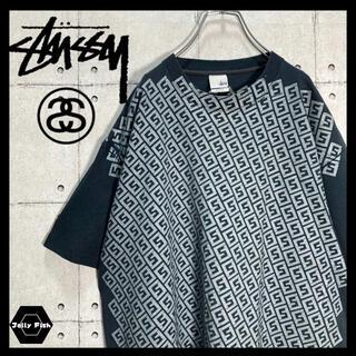 ステューシー(STUSSY)の【入手困難】USA製 OLD STUSSY/オールドステューシー 銀タグ 半袖(Tシャツ/カットソー(半袖/袖なし))